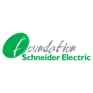 Logo fondation Schneider Electric